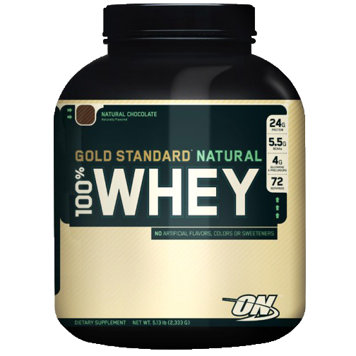 Протеин ON  100% Whey Gold Standard Natural 908 г