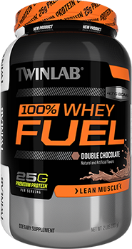 Протеин TWIN LAB 100% WHEY FUEL 907 г