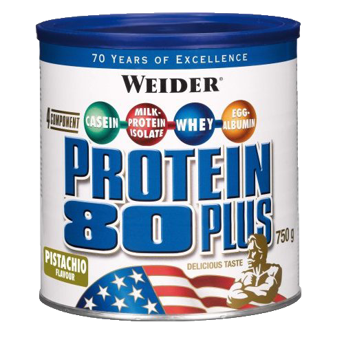 Протеин Weider Protein 80 - 750г