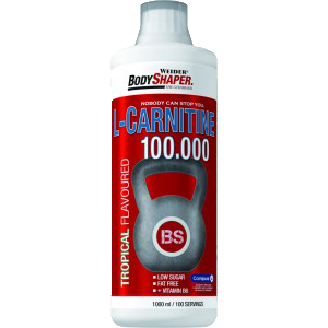 Л-карнитин BODY SHAPER L-CARNITINE 100.000 - 1000 мл