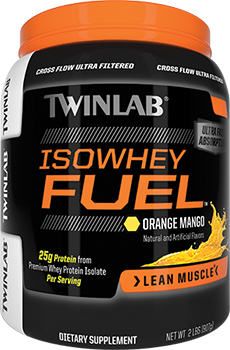 Протеин TWIN LAB 100% WHEY FUEL 2270 г