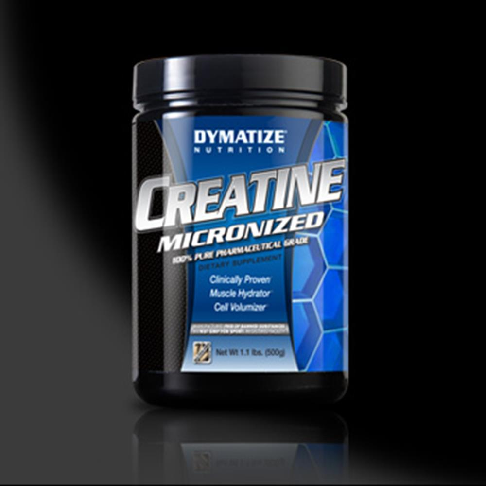 Креатин моногидрат Dymatize CREATINE MICRONIZED 500гр