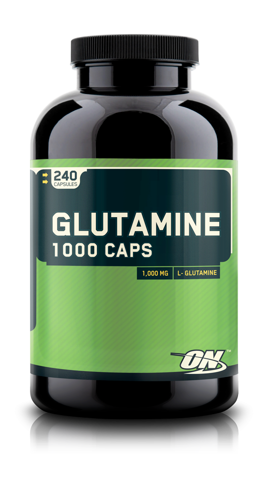 Аминокислоты ON  GLUTAMINE 1000 - 240 капс