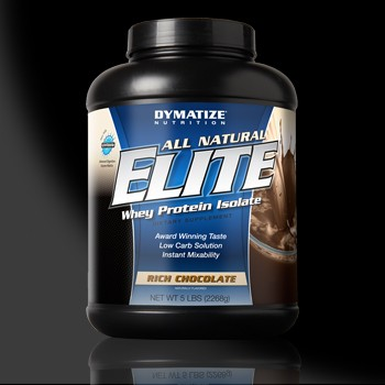 Протеин Dymatize ALL NATURAL ELITE  WHEY Protein 2275 г