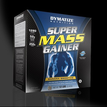 Гейнер Dymatize SUPER  MASS GAINER 5433 г