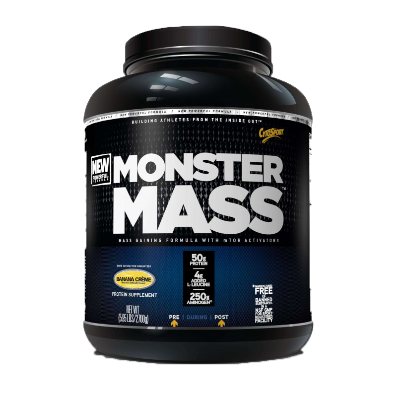 Гейнер Cytosport Monster Mass 6lb (2724)кг