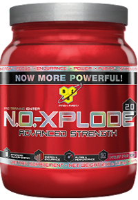 Оксид азота BSN ADVANCED STRENGTH N.O.-XPLODE™ 2.0. 50 порций