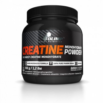 Креатин моногидрат Olimp Creatine Monohydrate Powder 550g