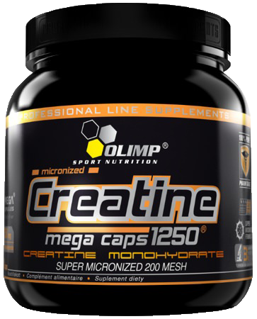 Креатин Olimp Creatine Mega 1250-400капс