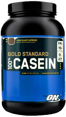 Протеин Optimum Nutrition 100% Casein Protein 2lb (908)г