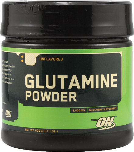 Аминокислоты ON Glutamine powder (600)г