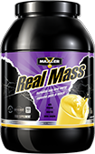 Гейнер MAXLER REAL MASS 1500 г