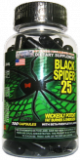 Cloma Pharma Black Spider 100 капсул АКЦИЯ!