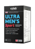 Витаминный комплекс VP Ultra Men's Sport Multivitamin Formula 90 капс