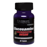 Ultimate  Glucosamine Chondroitin msm 90 таб