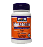 Мелатонин Now Melatonin 3 мг / 180 кап