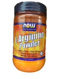 Аргинин NOW L-Arginine POWDER 454 гр