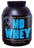 MD WHEY 2,27кг