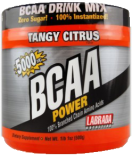 BCAA LABRADA  BCAA POWER  (500)гр