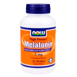 Мелатонин Now Melatonin 5 мг / 180 кап