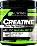NutraKey Creatine Monohydrate Powder 500 г 100 порций