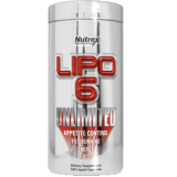 Nutrex LIPO 6 UNLIMITED-120 капс