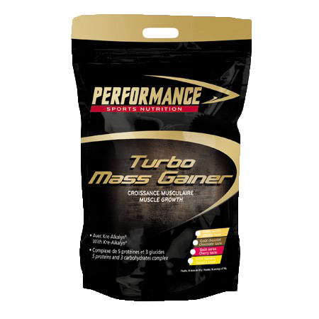 Гейнер Performance TURBO MASS GAINER 5000г