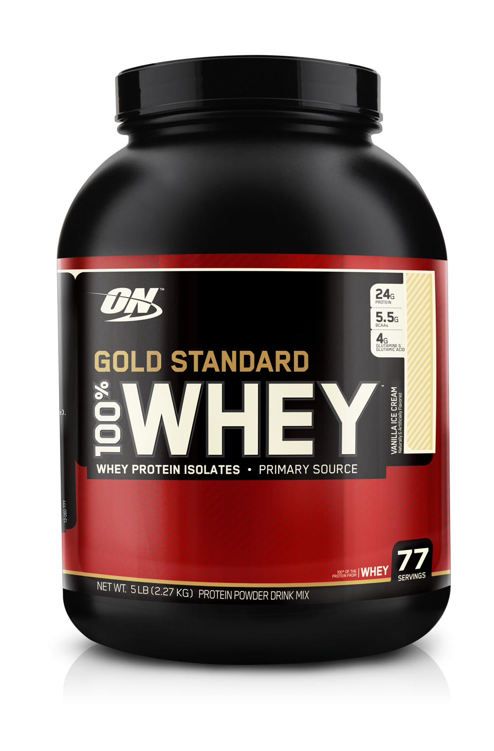 Протеин ON  100% Whey Gold Standard 2270 г